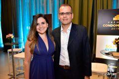 Taline Marques e Yuri Lima