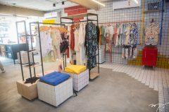 Inauguração da loja BABA
