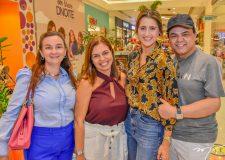 Cristiane Holanda, Ednice Bezerra, Rebeca Leal e Laerte Bezerra