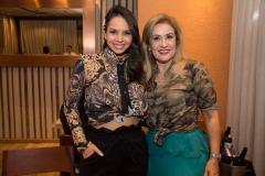 Camila Lima e Regina Medelo