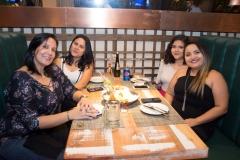 Fernanda e Adriana Palhano, Bianca e Ana Régia Coelho