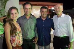 Ana Virginia Furlani, Fernando Novais, Marcos Lima E Carlos Montenegro