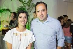 Angelica Freitas E Sandro Camilo