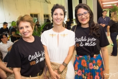 Fatima Santos, Angélica Freitas E Maynara Lima