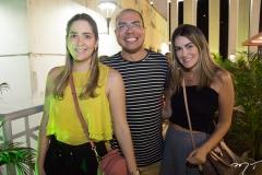 Zaira Mendes, Josafar Neto E Juliana Hissa