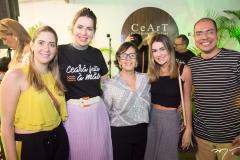 Zaira Mendes, Onélia Santana, Neuma Figueiredo, Juliana Hissa E Josafar Neto
