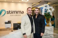 Fernando Guanabara e Felipão