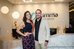 Isa Xavier e Fernando Guanabara