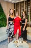 Najla Benevides, Luzia Teixeira e Ticiana Oliveira