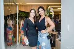 Natasha Diniz e Régia Pontes