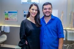 Ligia Felismino e Glauton Barbosa