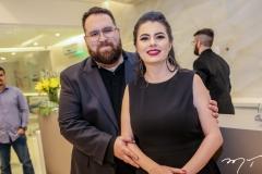 Renato e Samantha Correia