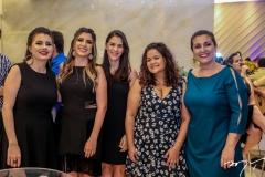 Samantha Amelia Correia,Bruna Passos, Ligia Felismino,Nicole Weyne e Josy Tim