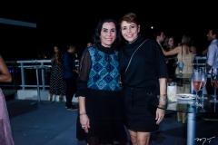 Anna Pontes e Izabela Cid