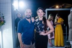Bruno Amaral e Natália Dias
