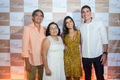 Cícero Soares, Norma Matos, Clarissa Aguiar e Juliana-Rodrigues