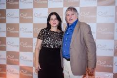 Daniela Pontes e Paulo Porto
