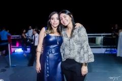 Eliane Luz e Karlla Fernandes