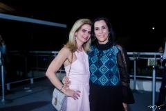 Germana Cavalcante e Anna Pontes