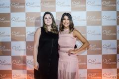 Izabel Guimarães e Clarissa Aguiar