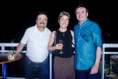 Jorge, Mari e Nasser