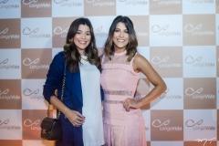 Mônica Pinto e Clarissa Aguiar