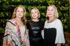 Ania Ribeiro, Izabel Machado e Nadja Ribeiro Moreira