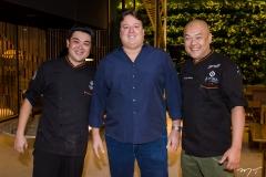 Henrique Taiji Hojo, Rodrigo Moreira e Carlos Ohata (1)
