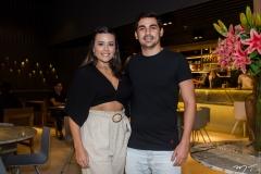 Lara Brito e Pedro Nogueira