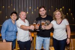 Liana Oliveira, Gerson Barbosa, Bruno Rodrigues e Izabel Queiroz