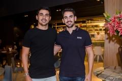 Pedro e Lucas Nogueira