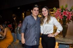 Rafael e Izabele Pinto