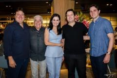 Rodrigo Moreira, Garcez, Concieção Garcez, Ciro Moreira e Benjamim Oliveira (1)