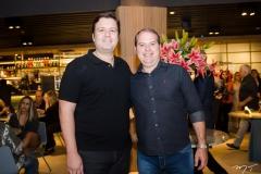Rodrigo Moreira e Fabiano Silveira