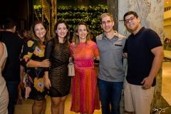 Safira Moreira, Joana Moreira, Debora Costa Camara, Carlos Feelipe Sales e João Ricardo Ari (1)