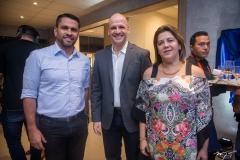 Alexandre Medina, Danúbio Queiroz E Adriana Joca