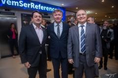 Benigno Júnior, Maurício Filizola E Delano Gadelha