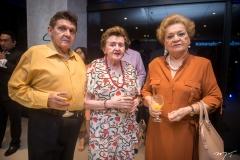 João Olavo, Rosa Virgínia E Yolanda Araújo