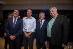 Luiz Gastão Bittencourt, Camilo Santana, Maurício Filizola E Moroni Torgan