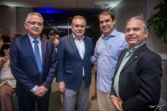 Nilson Diniz, Assis Cavalcante, Salmito Filho E Eron Moreira