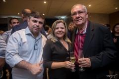 Neurivan Maia, Cláudia Brilhante E Sérgio Braga