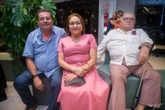 Paulo Bezerra, Dalzanir Abreu E Celso Nogueira