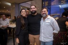 Rayssa Melo, Luiz Victor Torres E João Lima