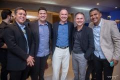 Ronaldo Melo, Alex Nogueira, Francisco Freitas, Rogério Magalhães E Manoel Tobias Cruz