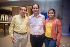 Ronny Sudário, Gilberto Braga E Lidu Figueiredo
