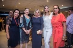 Rosangela Cavalcante, Fernanda Alves, Eliana Bittencourt, Laura Paiva E Diane Freire