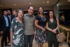 Denise De Castro, Chagas Sales, Ana Carmélia E Patrícia Rinalde