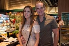 Ana Flávia Torquato e Célio Gurgel