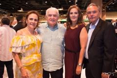 Berna Gurgel, Fernando Pontes, Silene Gurgel e Cid Frota