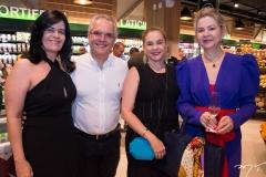 Inês Sobreira, Ricardo Braga, Tarizia Teixeira e Alexandrina Aguiar